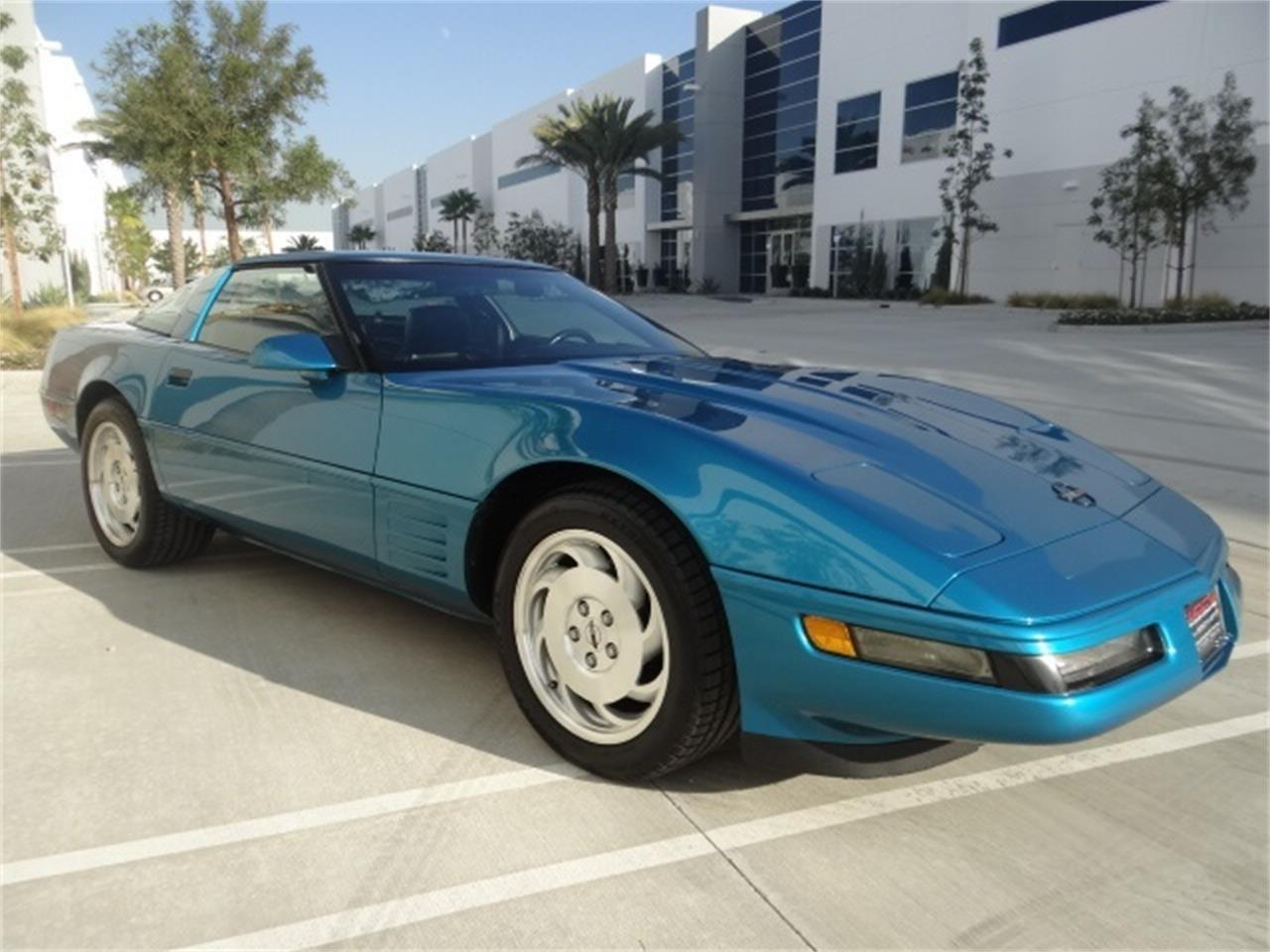 Large Picture of 1993 Chevrolet Corvette located in California Offered by West Coast Corvettes - MO6A