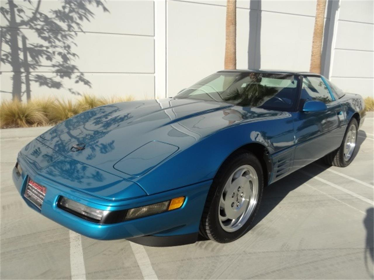 Large Picture of 1993 Chevrolet Corvette Offered by West Coast Corvettes - MO6A