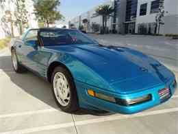 Picture of '93 Corvette located in Anaheim California Offered by West Coast Corvettes - MO6A