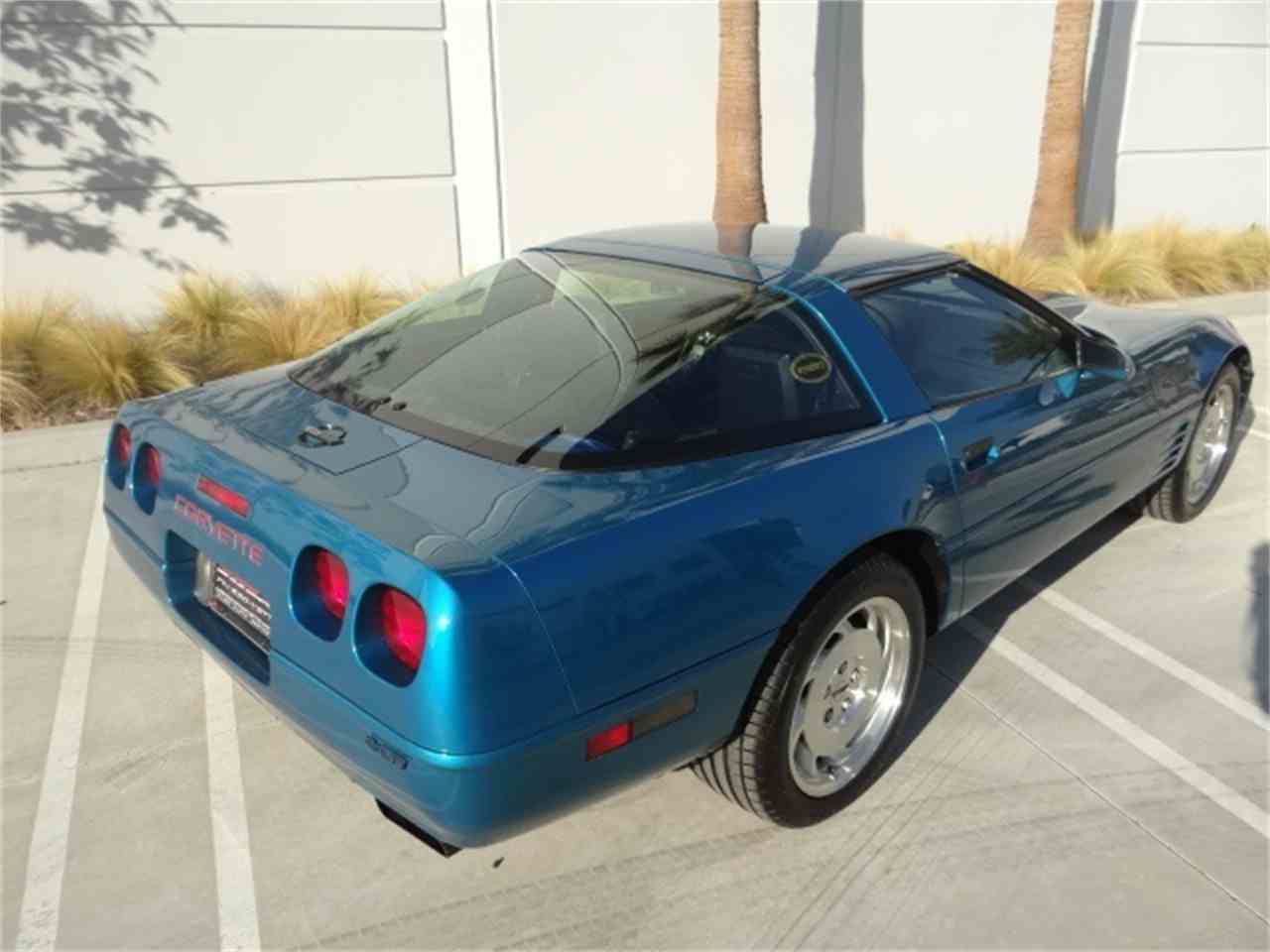 Large Picture of '93 Corvette located in Anaheim California - $13,999.00 - MO6A