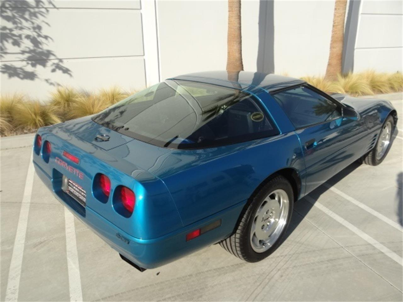 Large Picture of '93 Chevrolet Corvette located in Anaheim California Offered by West Coast Corvettes - MO6A