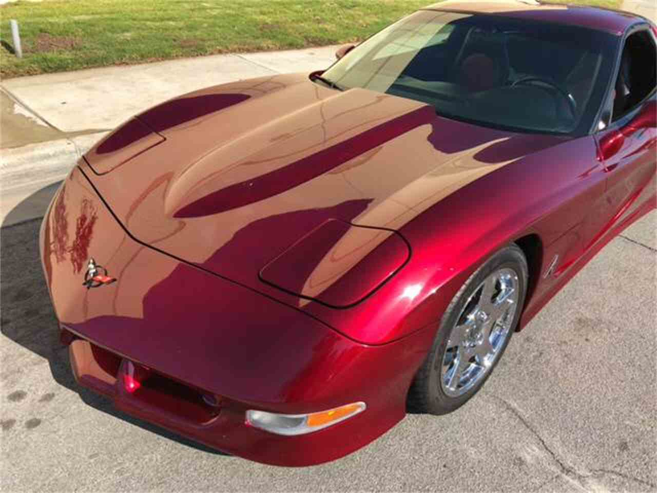 Large Picture of '99 Corvette - MO6E