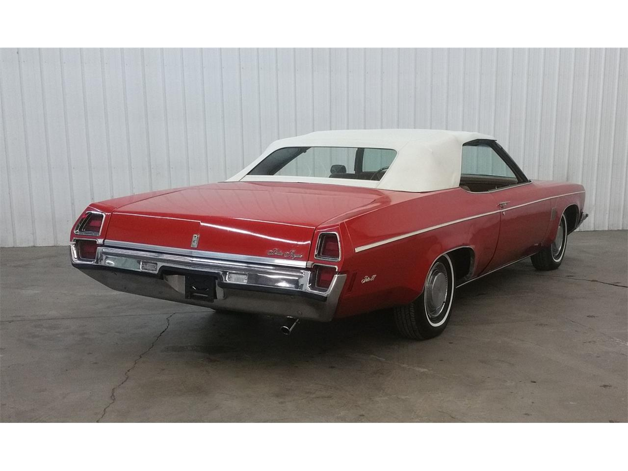 Large Picture of Classic '72 Oldsmobile 2-Dr Sedan located in Maple Lake Minnesota - MO6G