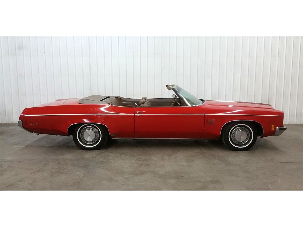 Large Picture of Classic 1972 Oldsmobile 2-Dr Sedan located in Maple Lake Minnesota - MO6G