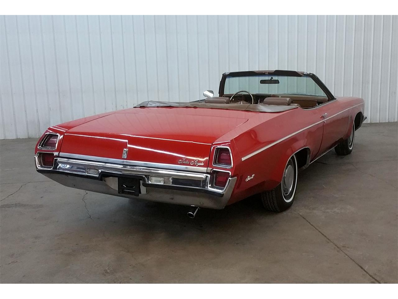 Large Picture of '72 Oldsmobile 2-Dr Sedan - MO6G