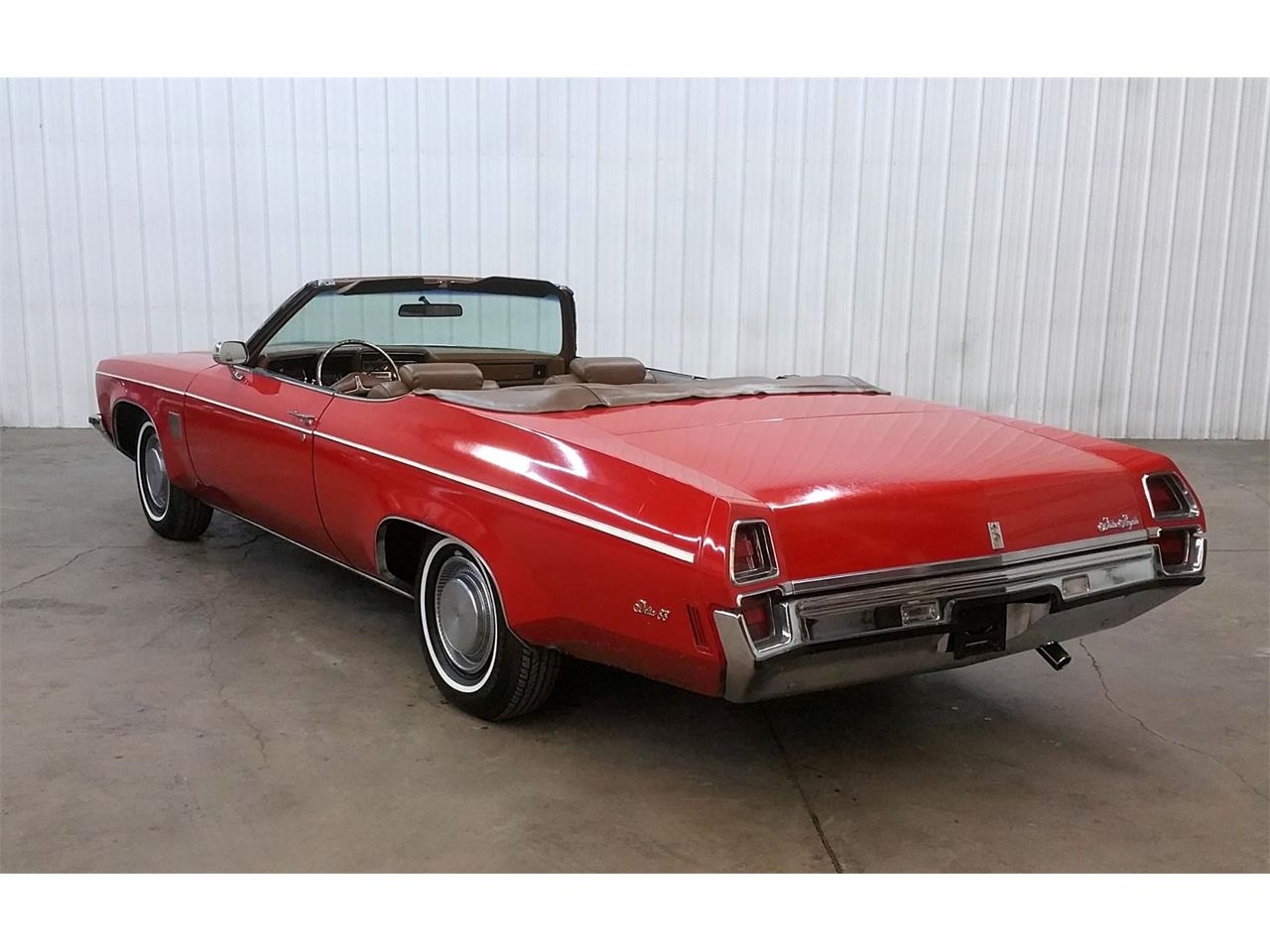 Large Picture of Classic '72 Oldsmobile 2-Dr Sedan - $12,950.00 Offered by Silver Creek Classics - MO6G