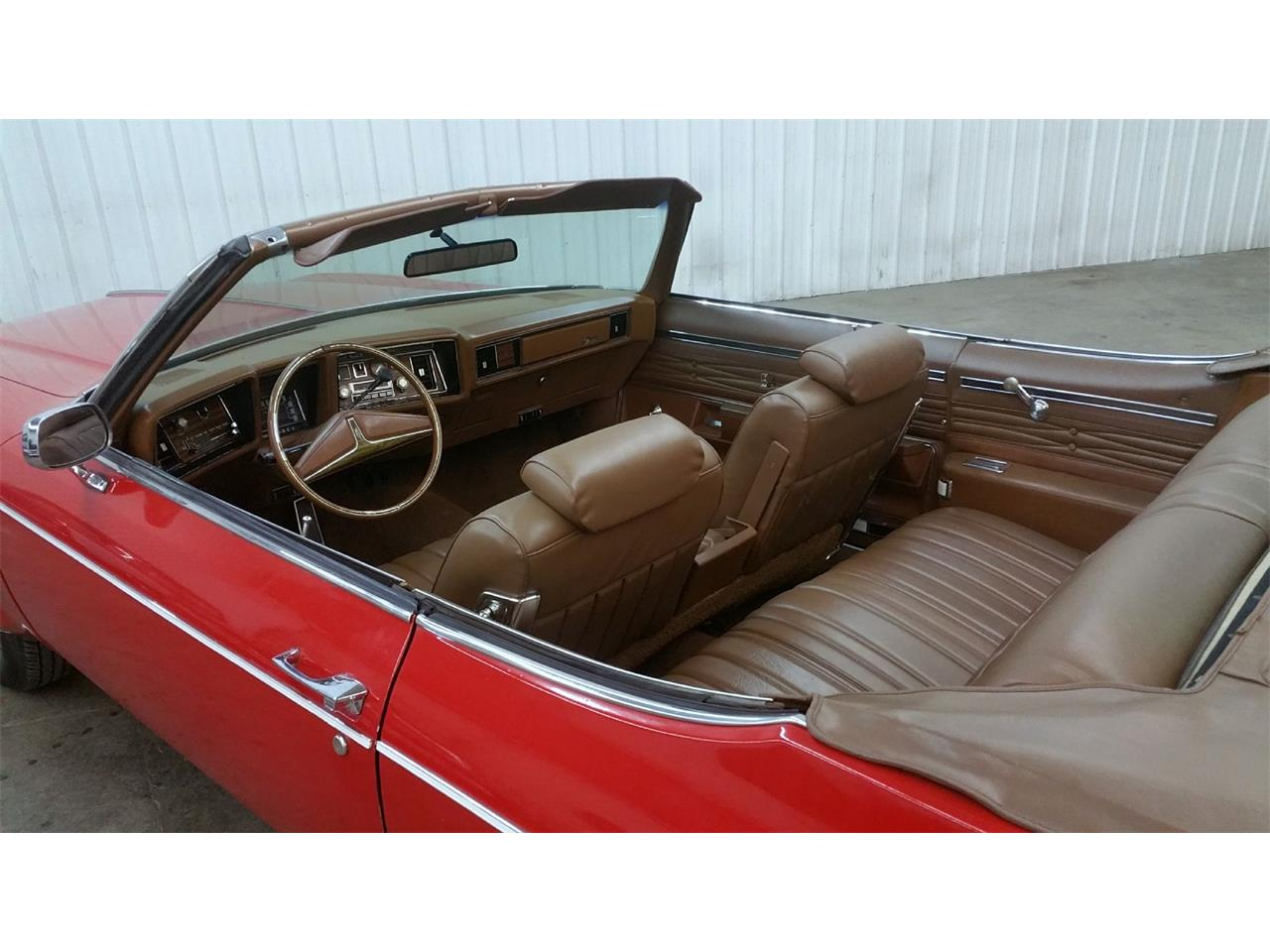 Large Picture of Classic 1972 Oldsmobile 2-Dr Sedan located in Maple Lake Minnesota - $12,950.00 Offered by Silver Creek Classics - MO6G