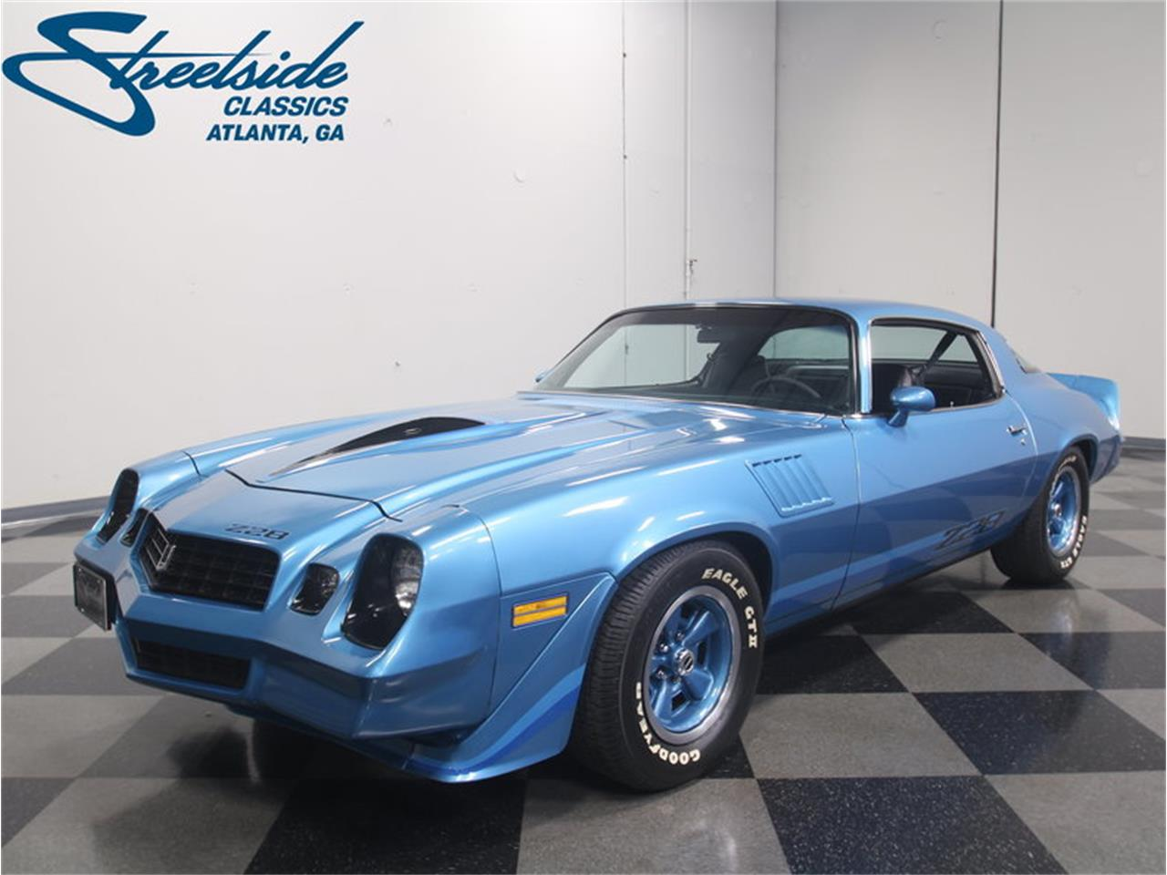 Large Picture of '79 Chevrolet Camaro Z28 Offered by Streetside Classics - Atlanta - MO6L