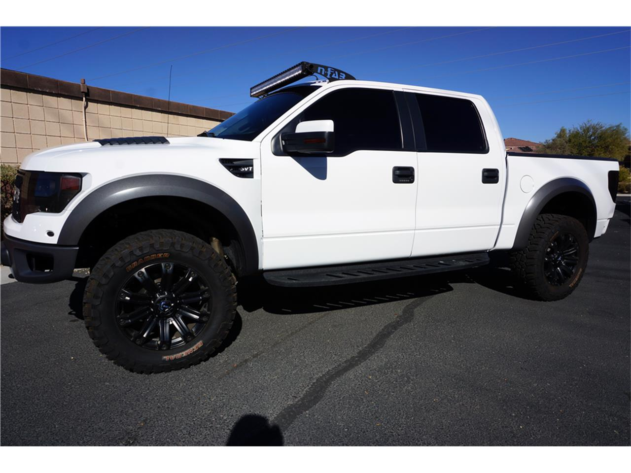 Large Picture of '13 Ford F150 located in Arizona Auction Vehicle Offered by Barrett-Jackson Auctions - MO6N