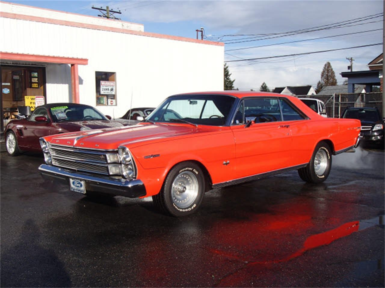 Large Picture of 1966 Galaxie 500 located in Tacoma Washington - $21,990.00 - MO6V