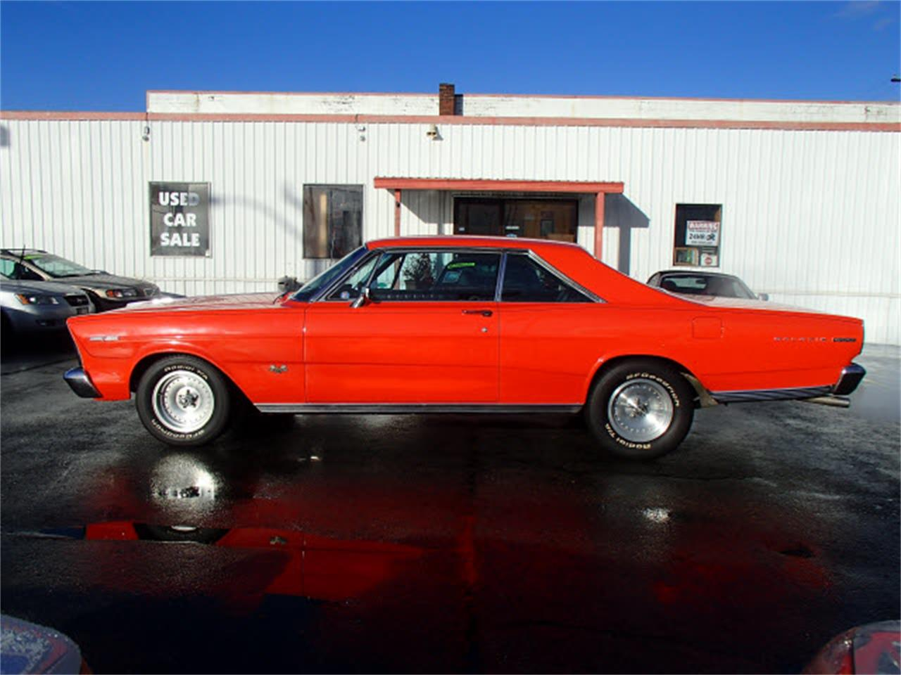 Large Picture of Classic 1966 Ford Galaxie 500 Offered by Sabeti Motors - MO6V