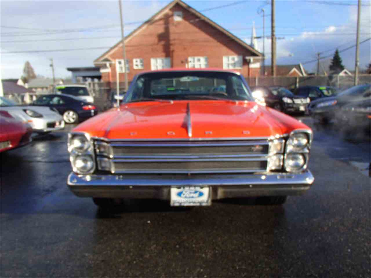Large Picture of '66 Galaxie 500 - MO6V