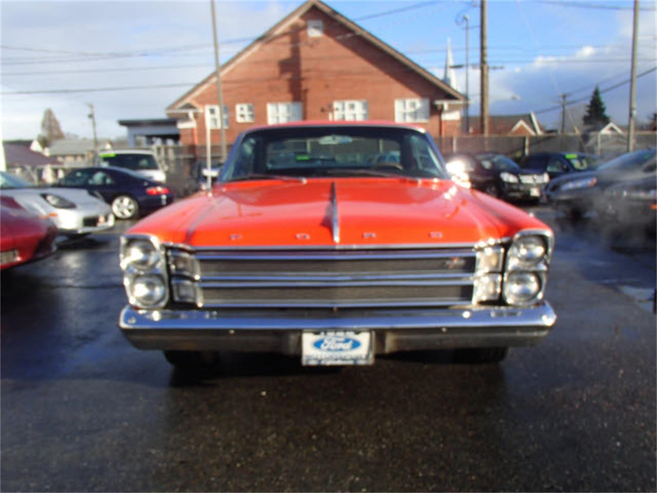 Large Picture of '66 Galaxie 500 located in Tacoma Washington - MO6V