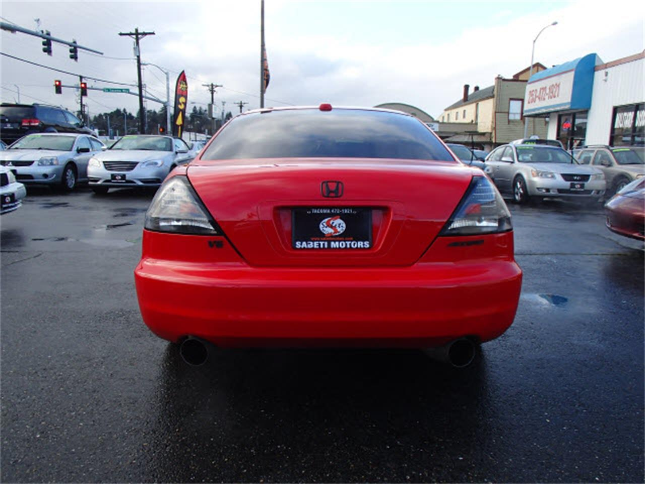 Large Picture of 2005 Accord Offered by Sabeti Motors - MO6Y