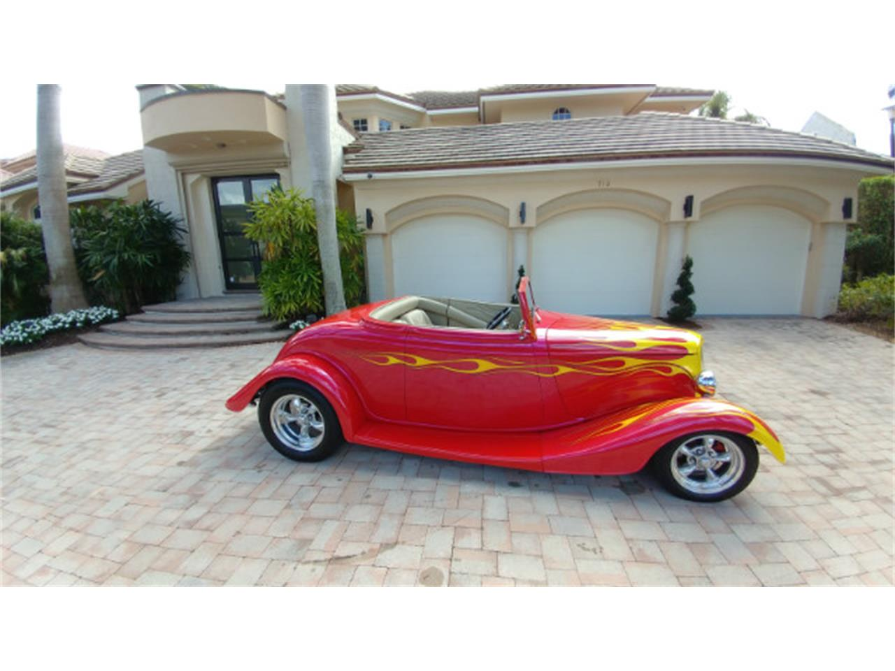 Large Picture of '34 Street Rod located in Maryland - $39,900.00 Offered by Universal Auto Sales - MO6Z