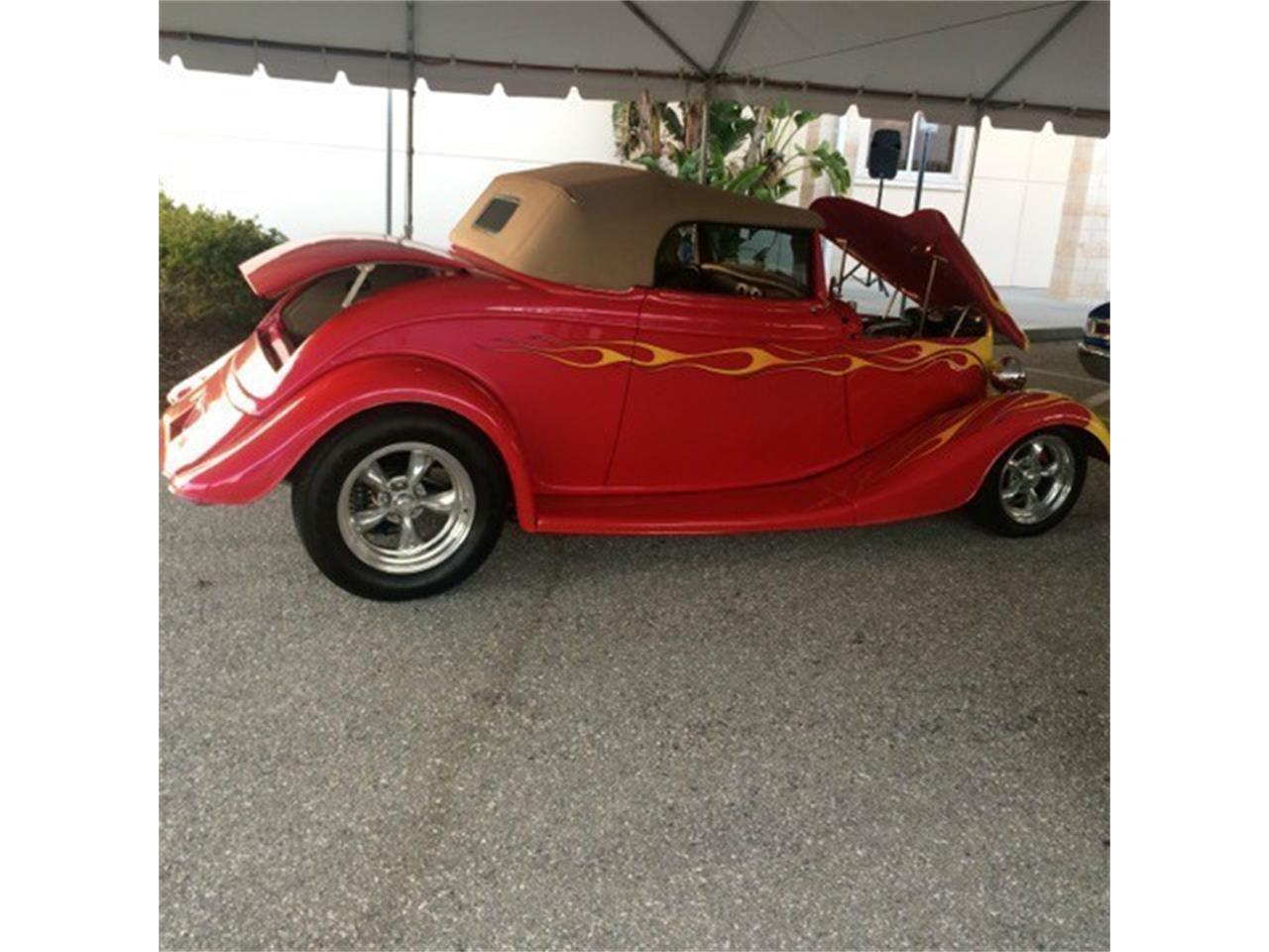 Large Picture of Classic '34 Ford Street Rod located in Maryland - $39,900.00 Offered by Universal Auto Sales - MO6Z