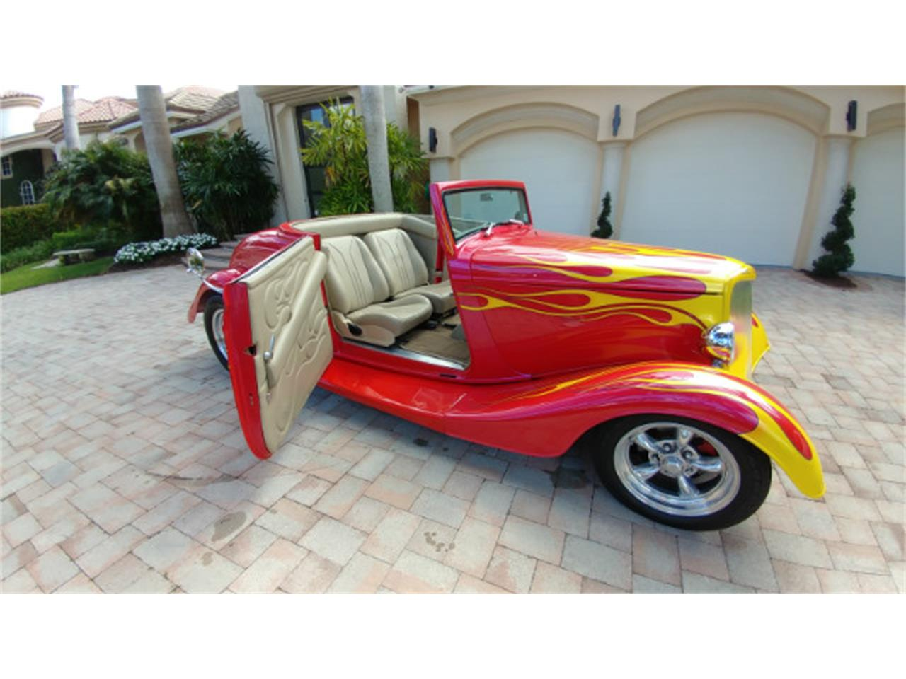Large Picture of '34 Ford Street Rod located in Maryland Offered by Universal Auto Sales - MO6Z