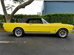 Picture of Classic '66 Mustang located in Linthicum Maryland - $37,000.00 Offered by Universal Auto Sales - MO76