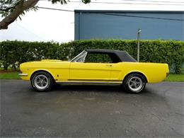 Picture of Classic 1966 Ford Mustang located in Linthicum Maryland - $37,000.00 Offered by Universal Auto Sales - MO76