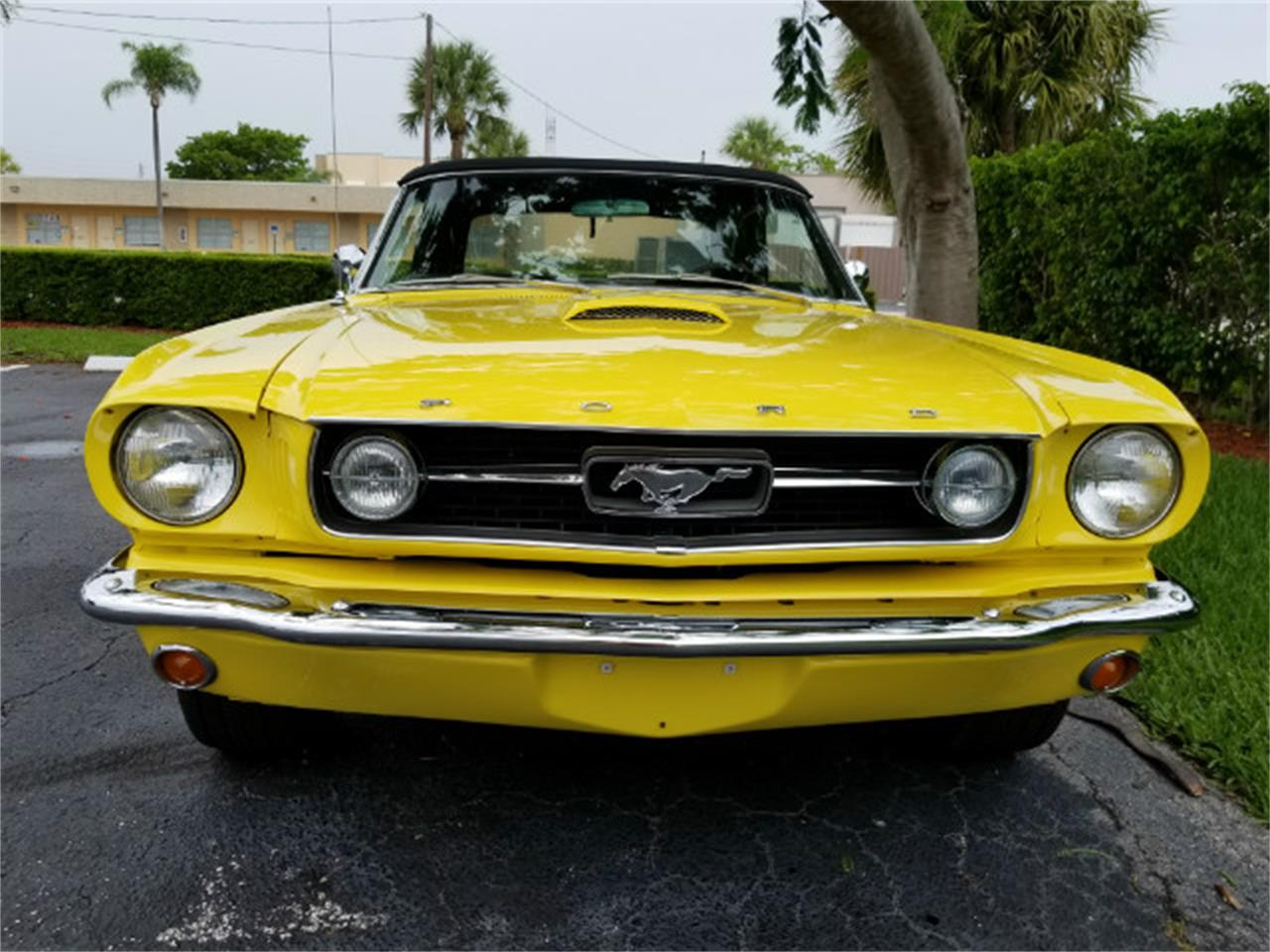 Large Picture of Classic '66 Mustang - MO76