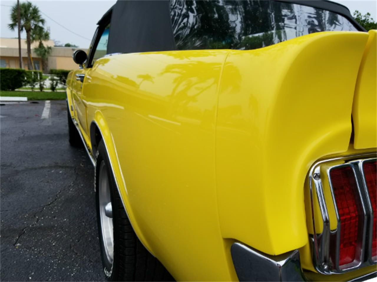 Large Picture of 1966 Ford Mustang located in Maryland Offered by Universal Auto Sales - MO76
