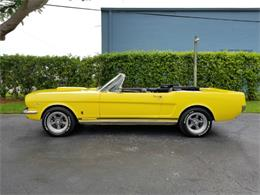 Picture of Classic 1966 Ford Mustang - MO76