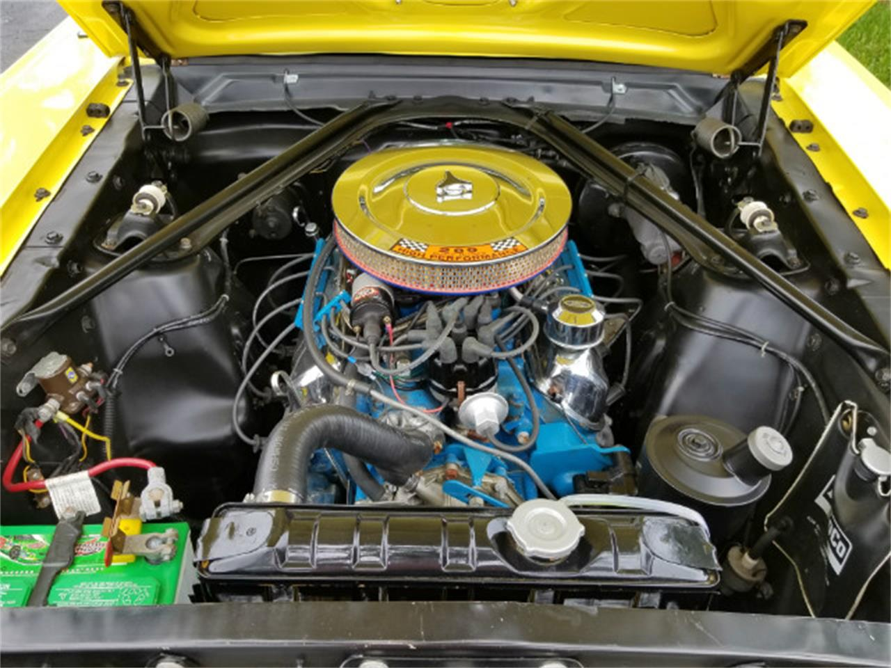 Large Picture of Classic '66 Ford Mustang - MO76