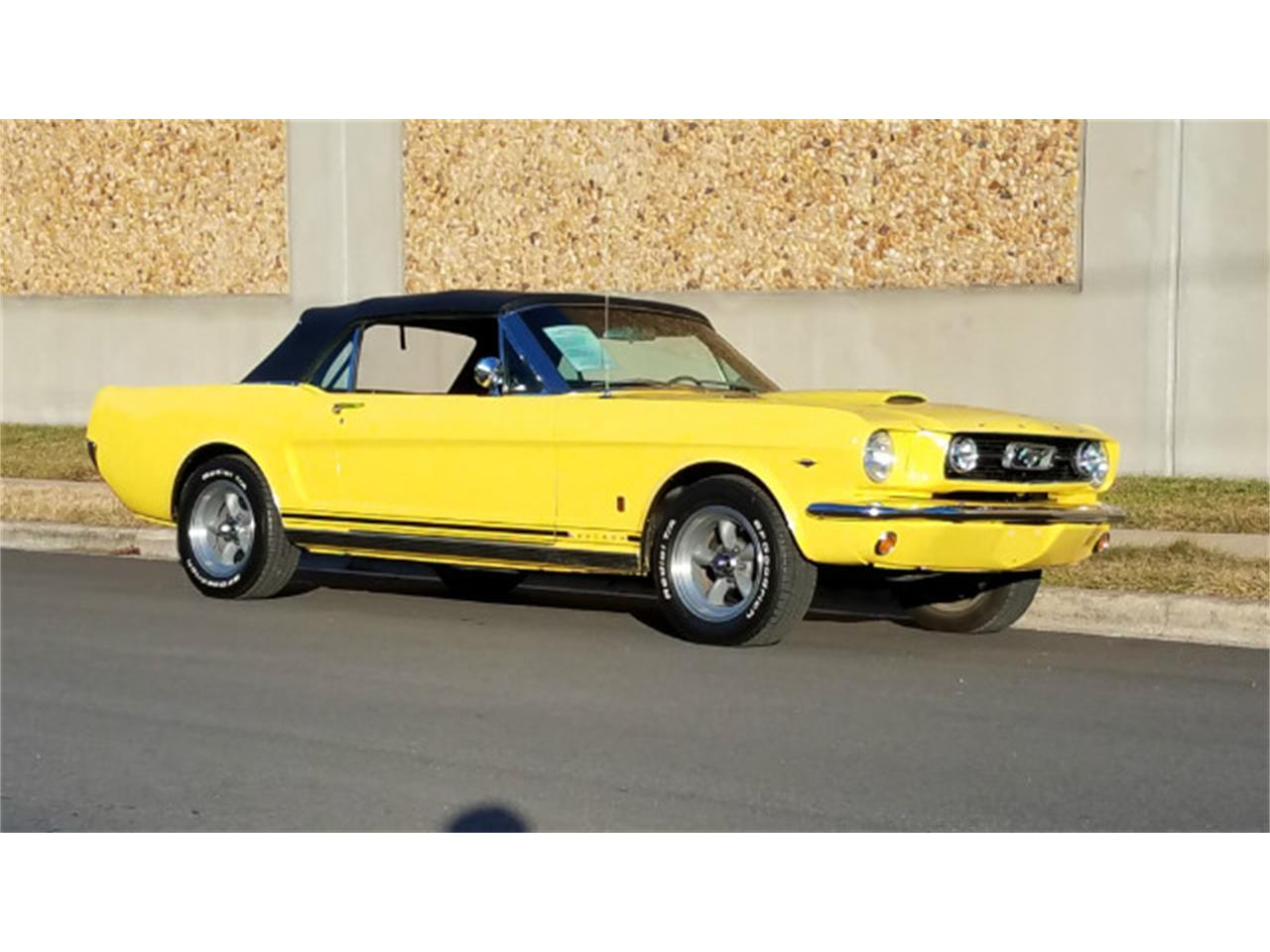 Large Picture of Classic 1966 Ford Mustang located in Maryland Offered by Universal Auto Sales - MO76