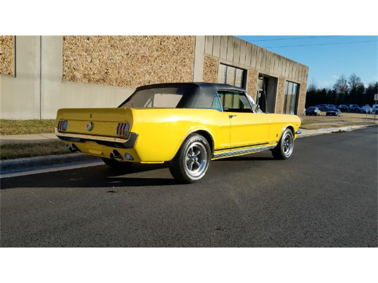 Large Picture of 1966 Mustang located in Maryland - $37,000.00 Offered by Universal Auto Sales - MO76