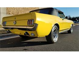 Picture of '66 Ford Mustang located in Maryland Offered by Universal Auto Sales - MO76