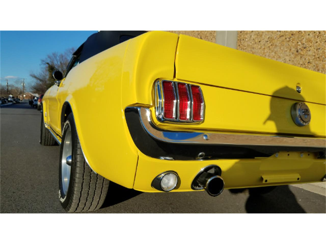 Large Picture of Classic 1966 Ford Mustang located in Maryland - $37,000.00 - MO76