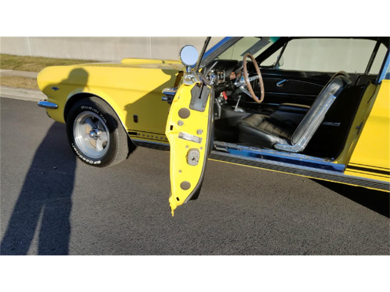 Large Picture of 1966 Mustang located in Maryland Offered by Universal Auto Sales - MO76