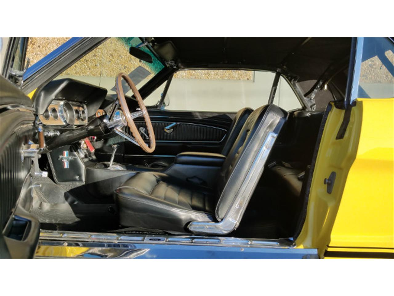 Large Picture of 1966 Ford Mustang Offered by Universal Auto Sales - MO76