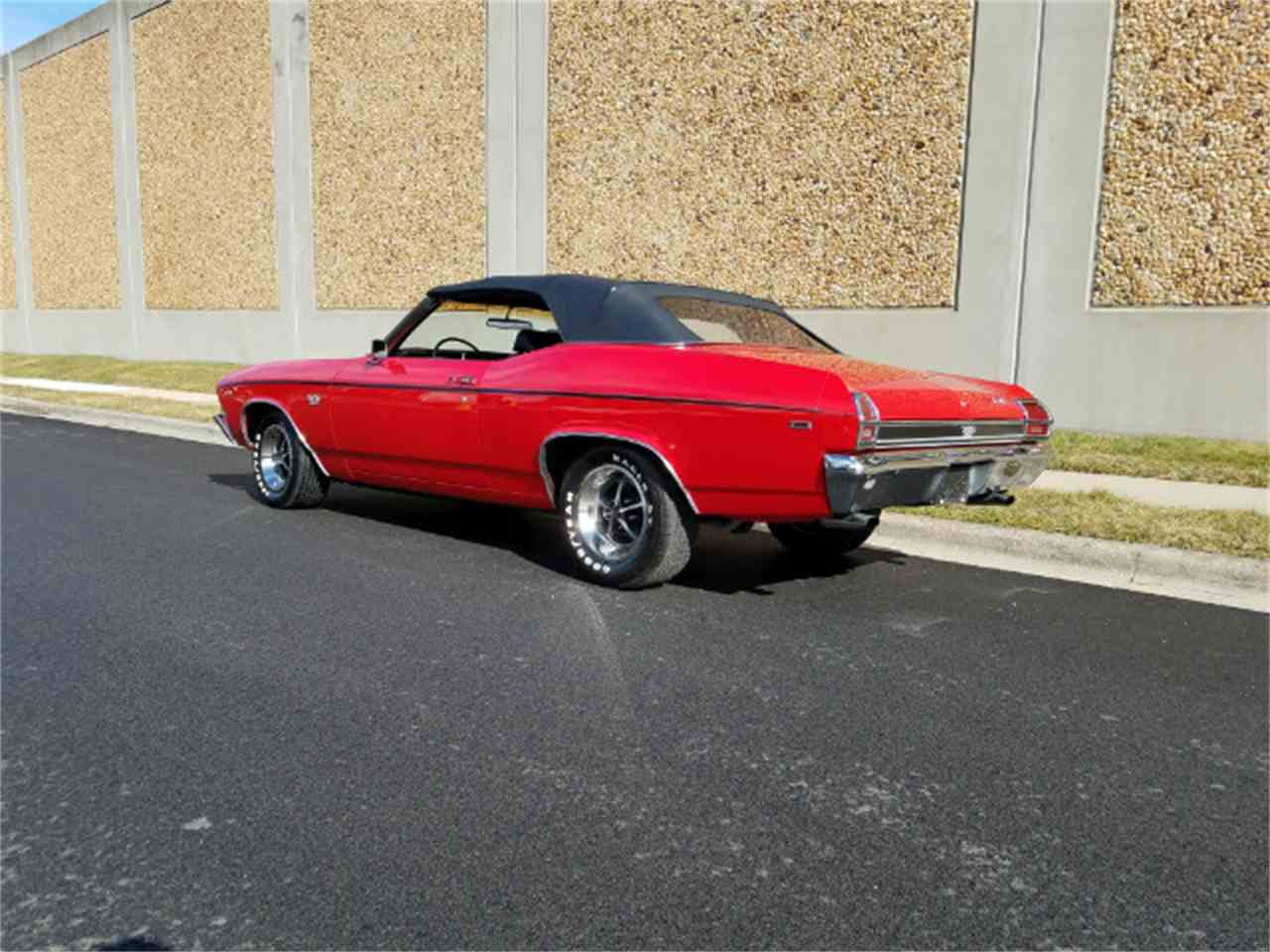 Large Picture of '69 Chevelle - MO79