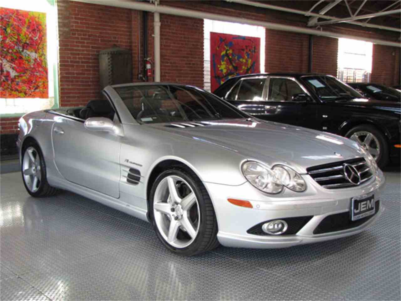 Large Picture of '07 SL-Class - MO7C