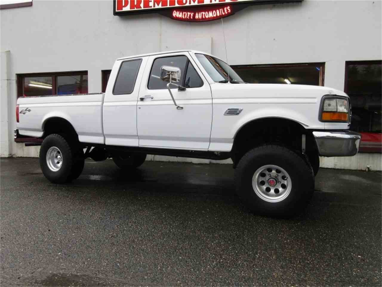Large Picture of '93 F150 - MO7K