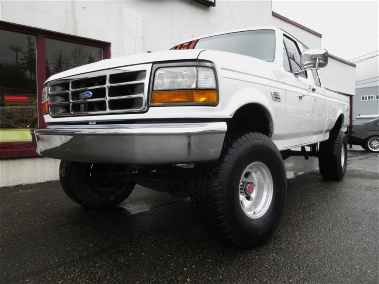 Large Picture of 1993 Ford F150 located in Washington Offered by Premium Motors - MO7K