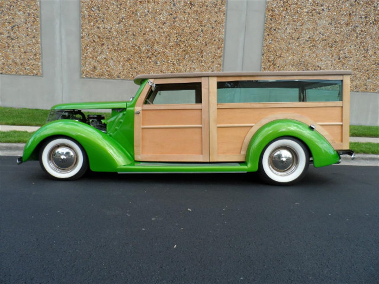 Large Picture of Classic 1937 Ford Woody Wagon located in Maryland - $48,500.00 - MO7L