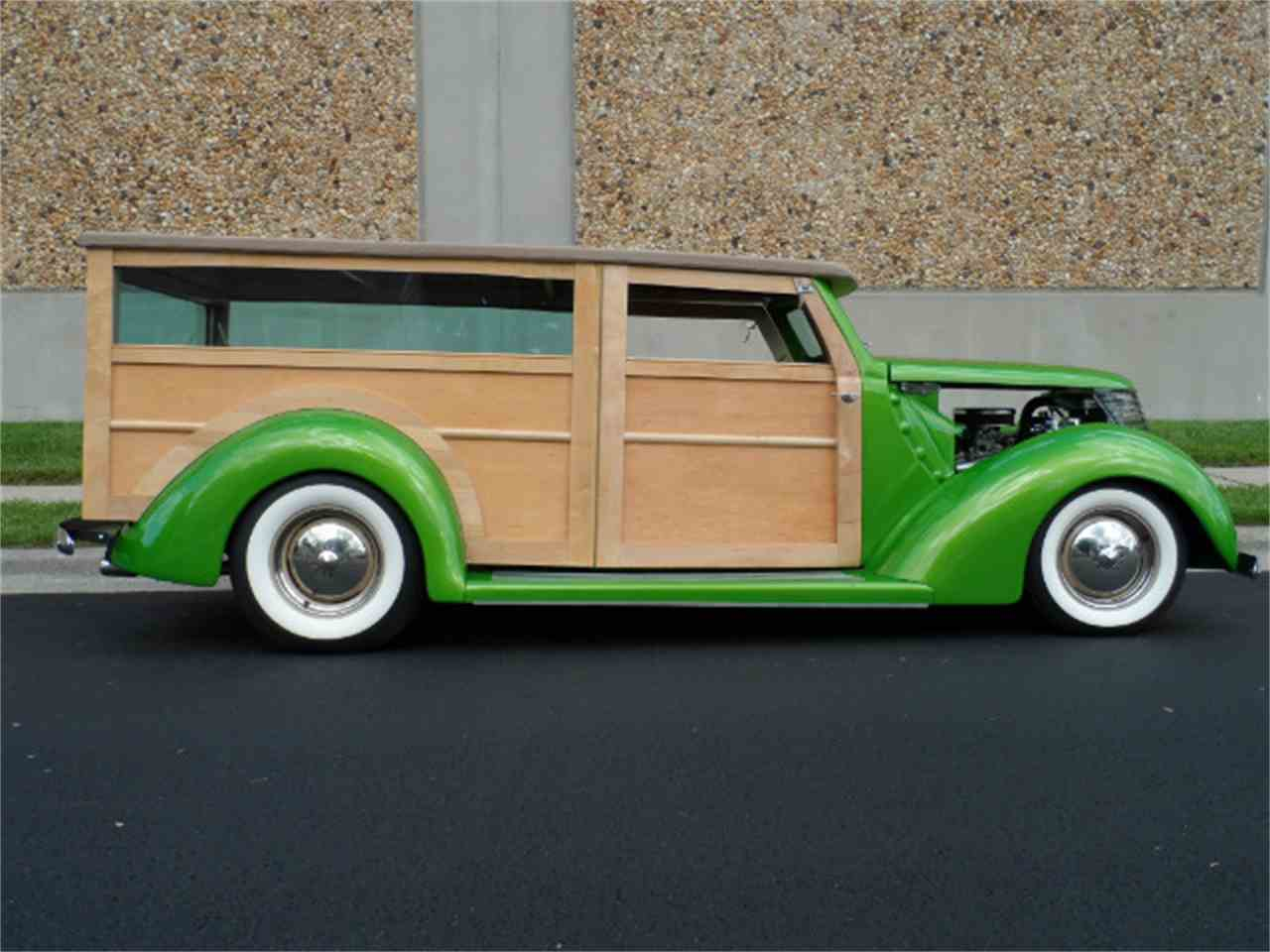 Large Picture of '37 Woody Wagon - MO7L