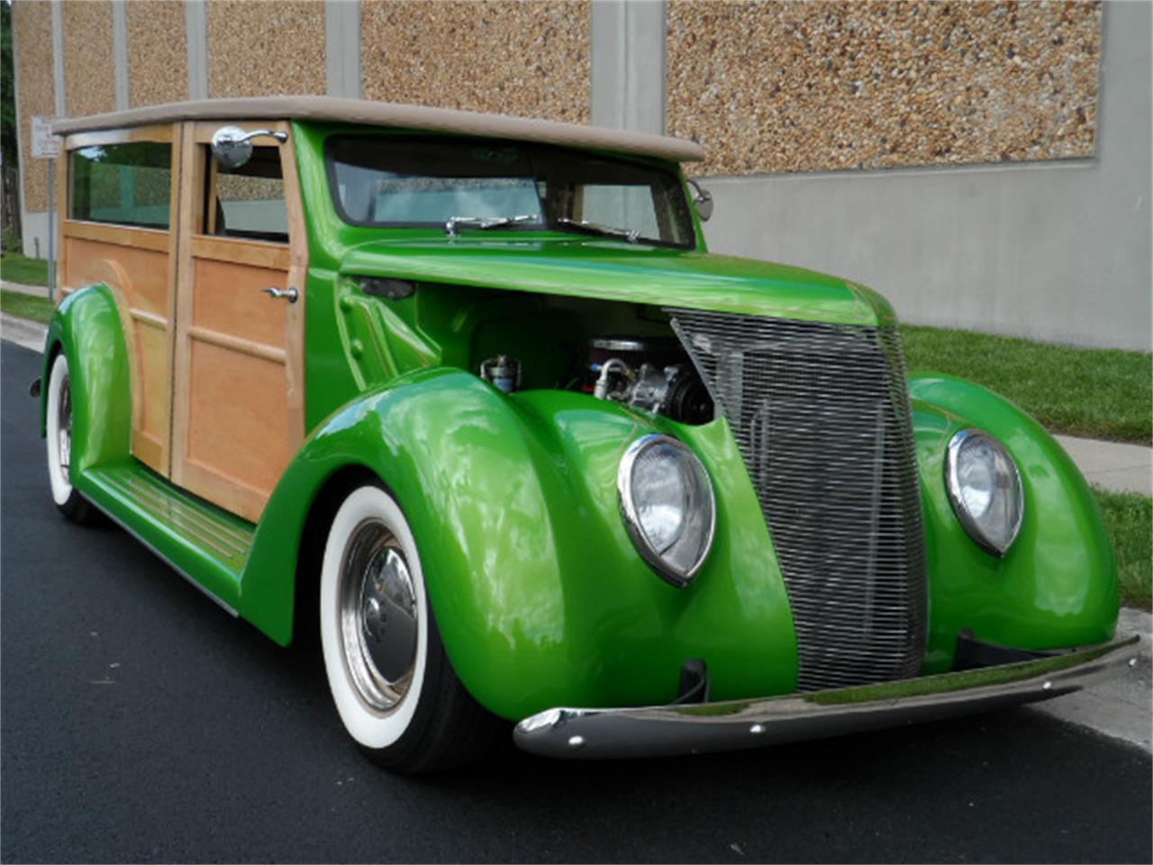 Large Picture of '37 Woody Wagon - $48,500.00 Offered by Universal Auto Sales - MO7L