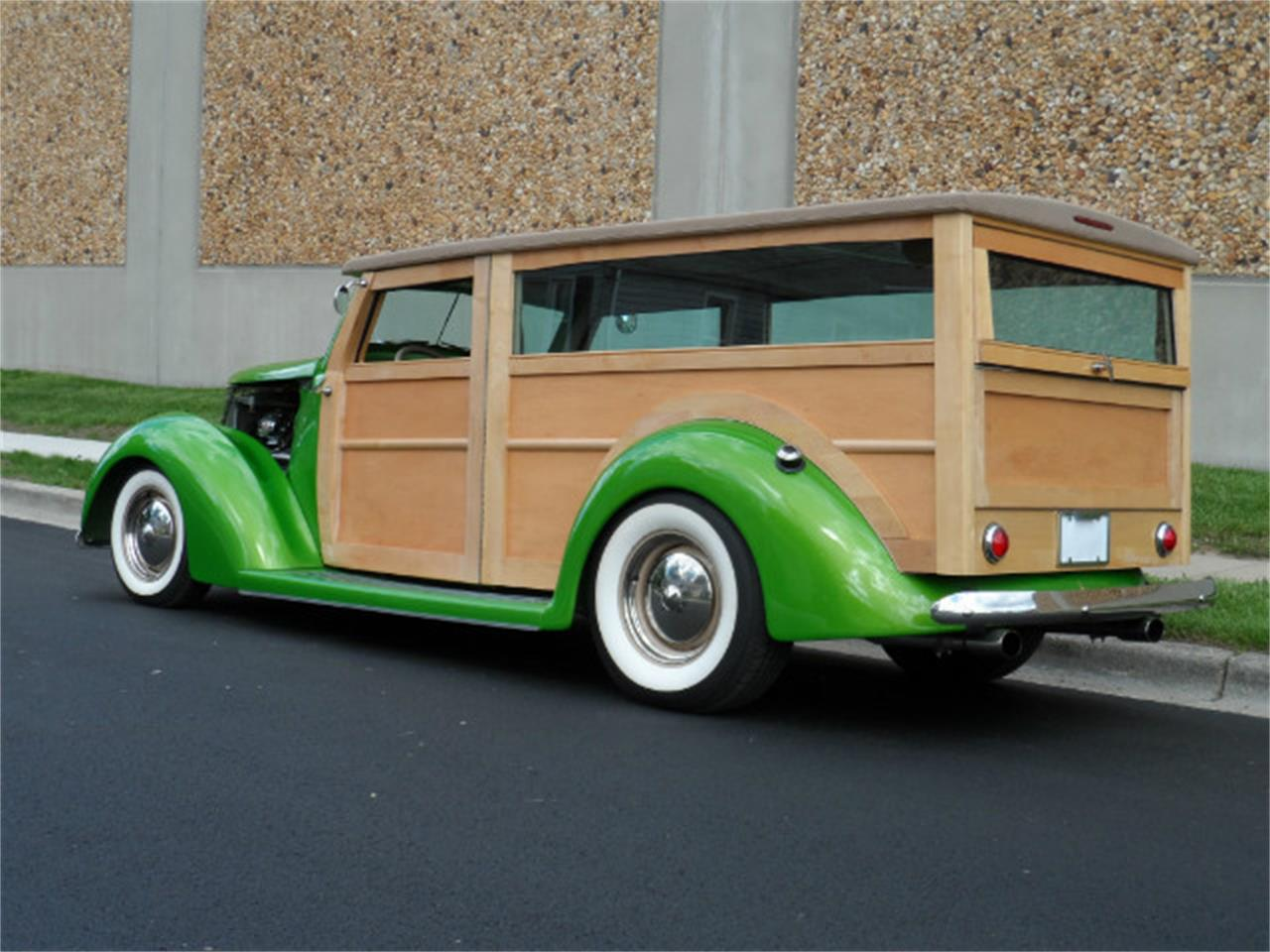 Large Picture of Classic '37 Ford Woody Wagon - $48,500.00 - MO7L