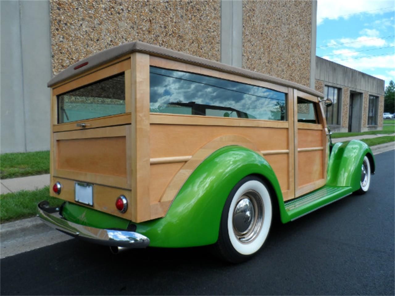 Large Picture of Classic 1937 Woody Wagon located in Linthicum Maryland - $48,500.00 Offered by Universal Auto Sales - MO7L