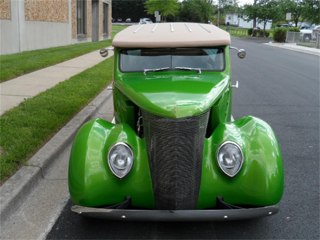 Large Picture of 1937 Ford Woody Wagon located in Linthicum Maryland Offered by Universal Auto Sales - MO7L