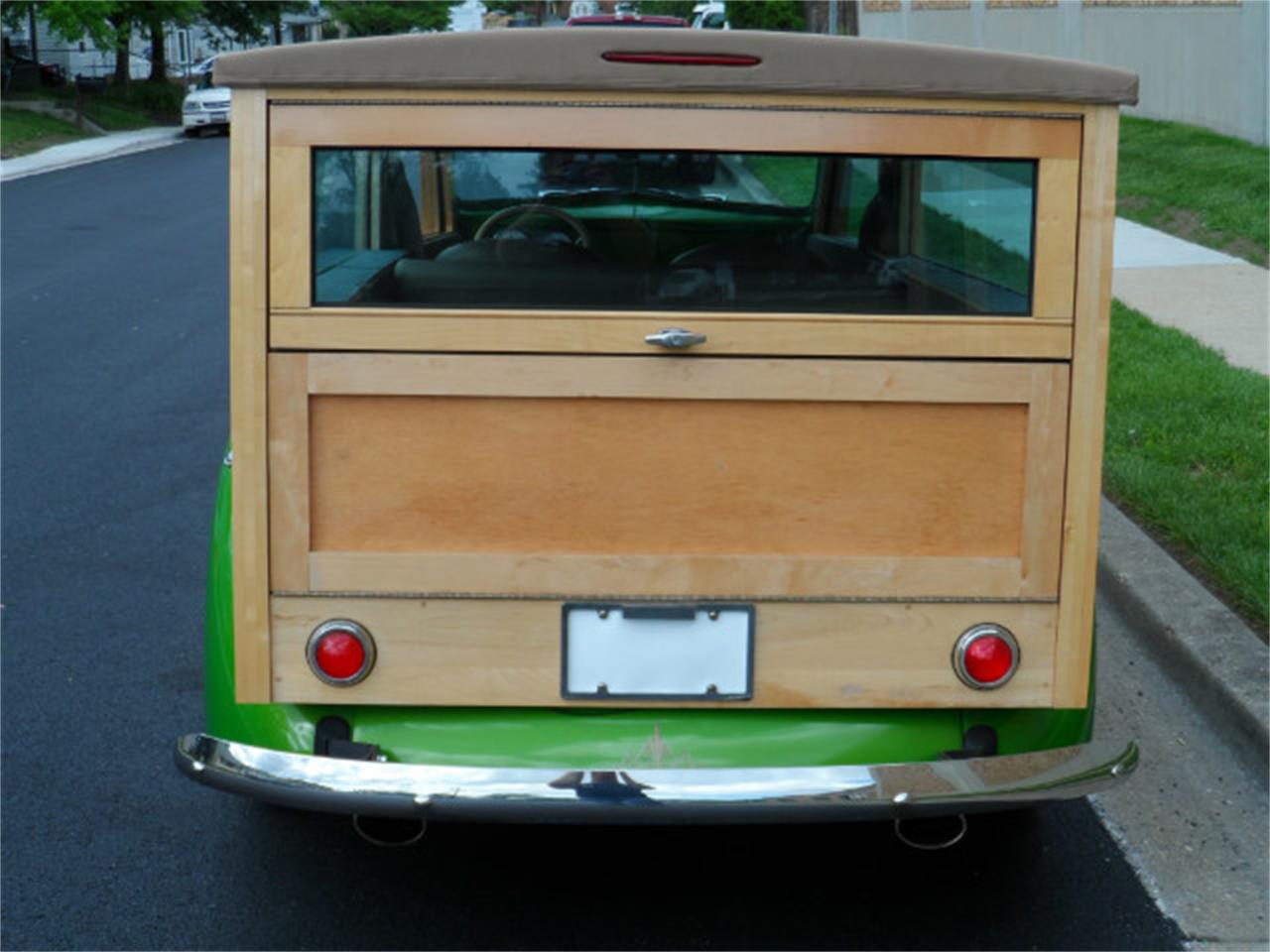 Large Picture of '37 Ford Woody Wagon located in Linthicum Maryland - $48,500.00 - MO7L