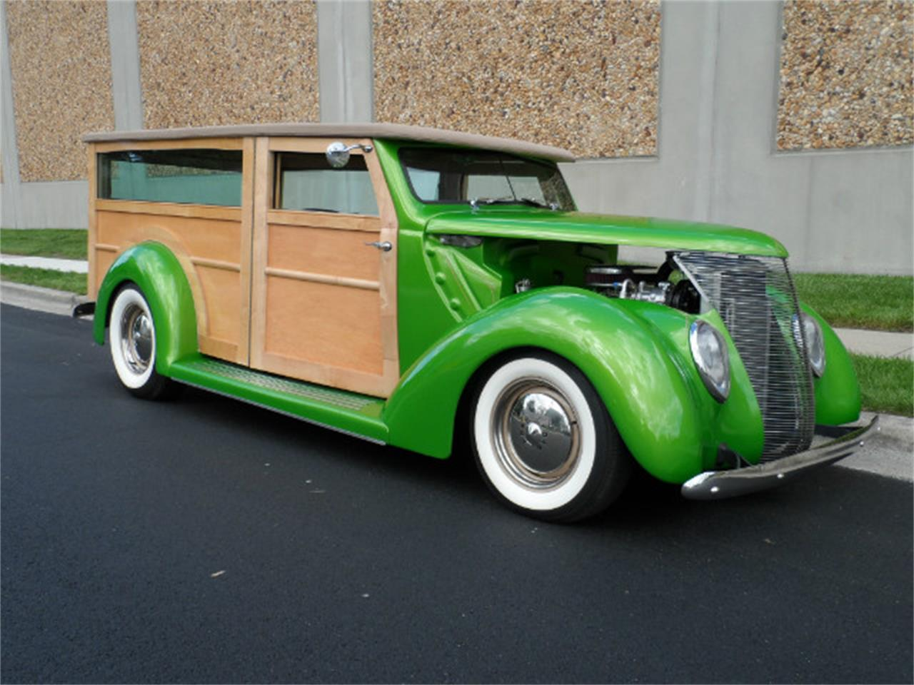 Large Picture of Classic '37 Woody Wagon located in Maryland - $48,500.00 Offered by Universal Auto Sales - MO7L