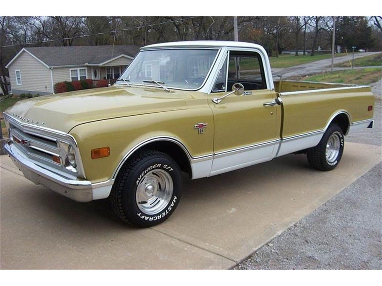 Large Picture of Classic '68 C/K 10 located in Missouri Offered by Good Time Classics - MO7M