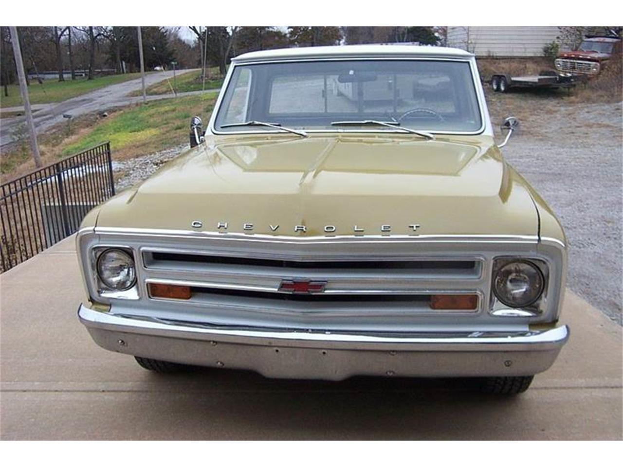 Large Picture of Classic '68 Chevrolet C/K 10 - $13,500.00 Offered by Good Time Classics - MO7M