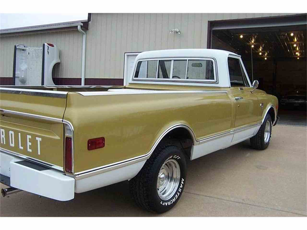Large Picture of '68 C/K 10 - MO7M