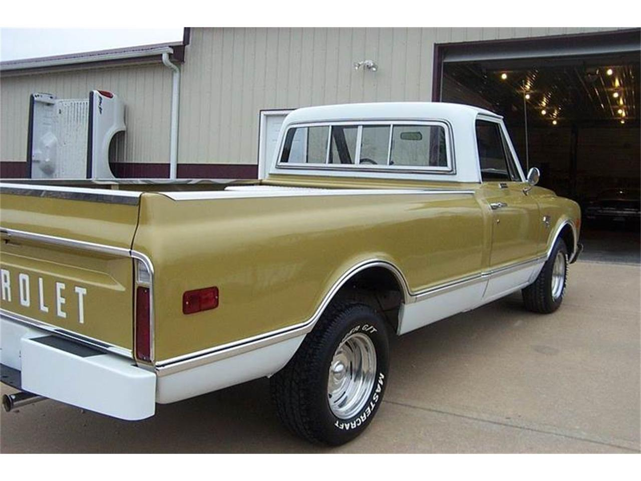 Large Picture of 1968 Chevrolet C/K 10 located in Missouri - $13,500.00 Offered by Good Time Classics - MO7M