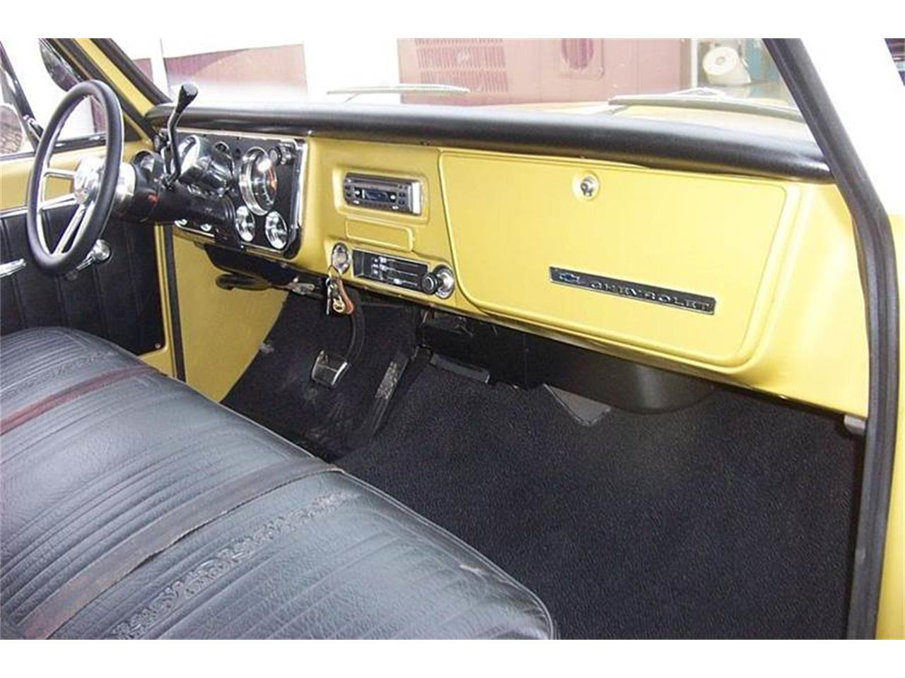 Large Picture of Classic '68 Chevrolet C/K 10 located in Missouri - $13,500.00 Offered by Good Time Classics - MO7M